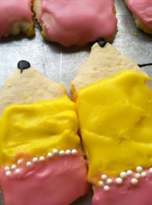 pencil cookies