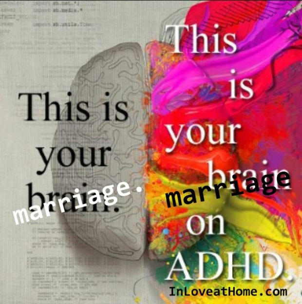 brain on ADHD