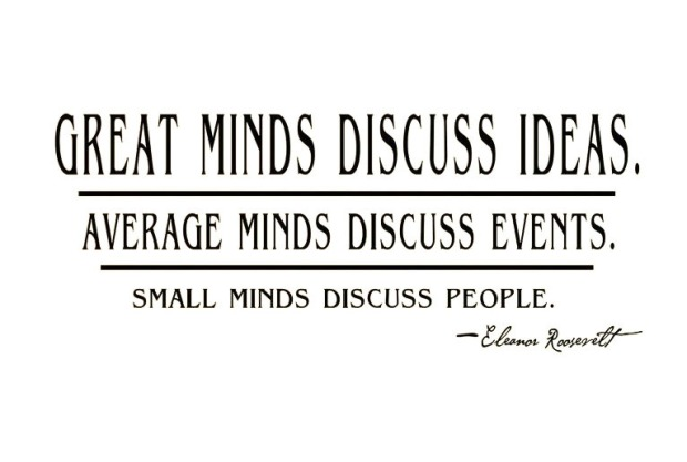 great minds